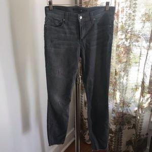 Size 27 Joe's Jeans Frayed Hem